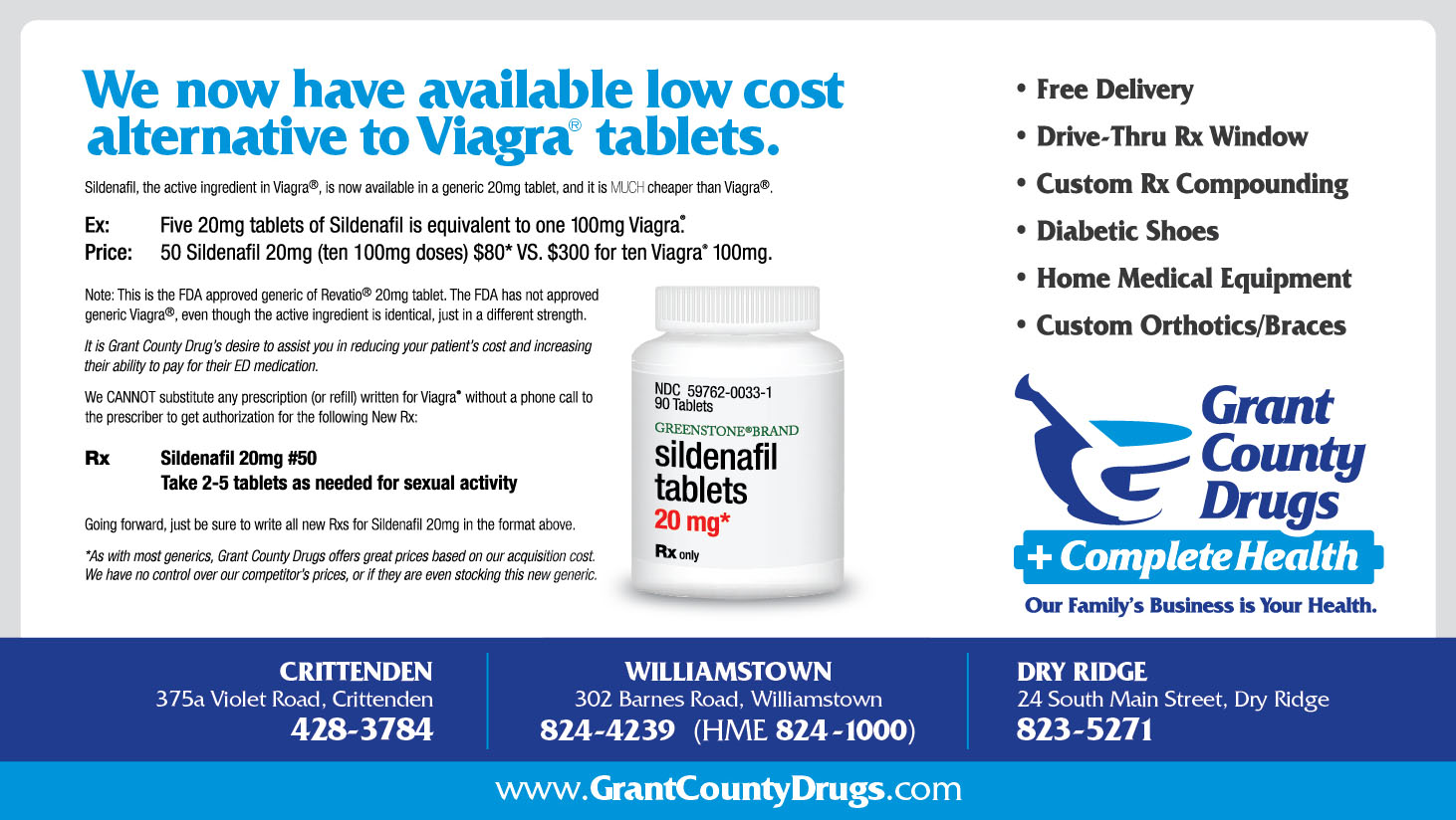 Viagra without health insurance