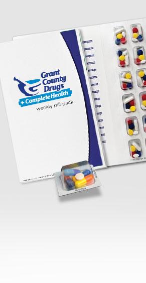Medication Adherence Packaging